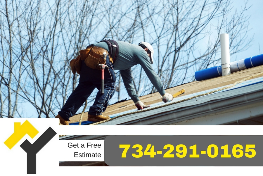 4 Factors You Should Consider When Getting Roof Repair in Canton Michigan