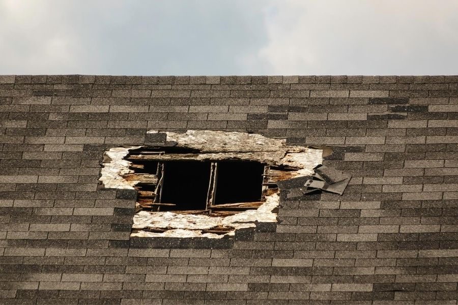 Common Causes for the Most Significant Roof Damage in Canton Michigan