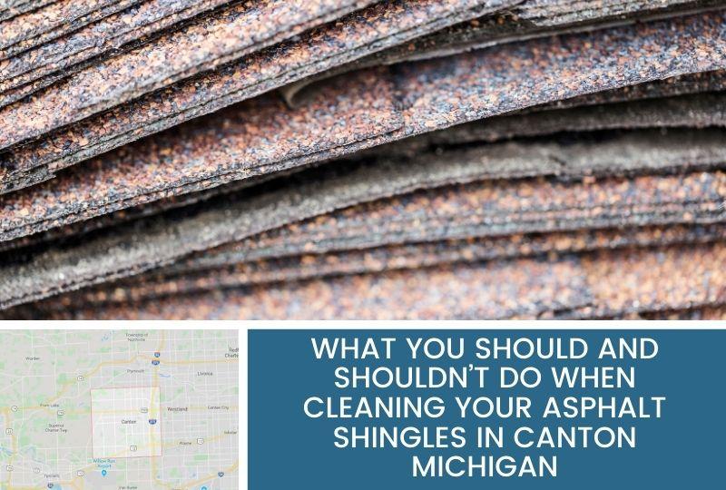 Roof Shingles Canton Mi