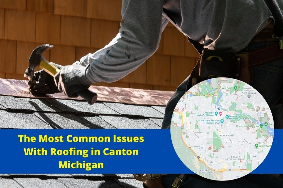 Canton Roofing Repairs