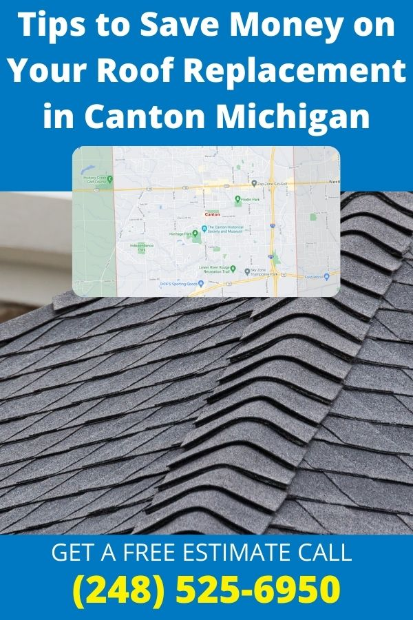 Canton Mi Roof Replacement